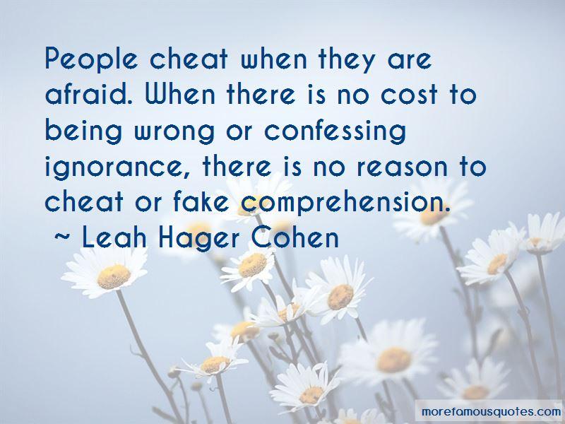 Leah Hager Cohen Quotes Pictures 2