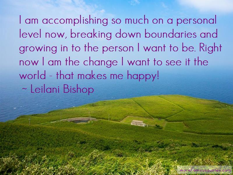 Leilani Bishop Quotes Pictures 2