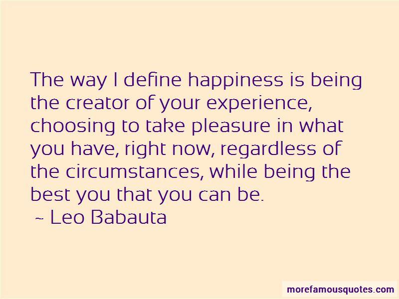 Leo Babauta Quotes Pictures 2