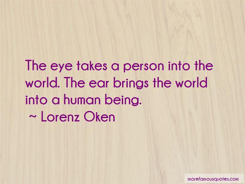 Lorenz Oken Quotes Pictures 2