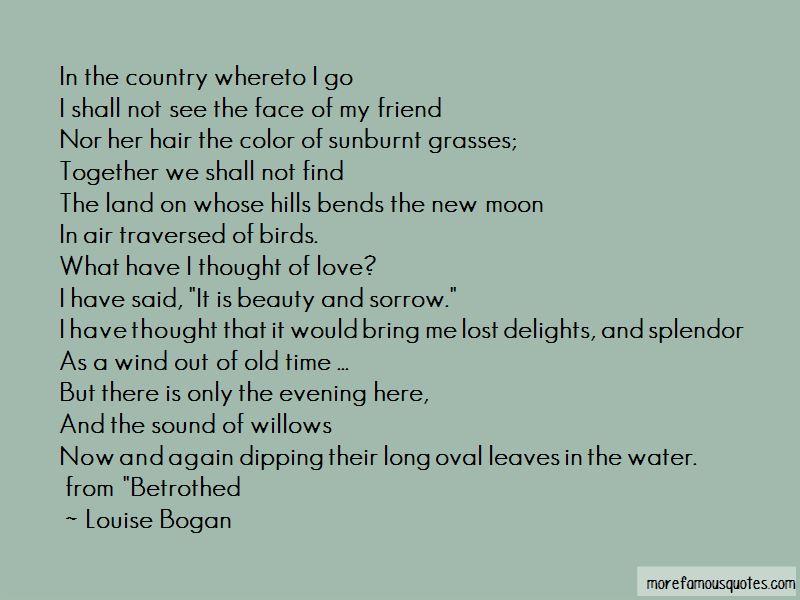 Louise Bogan Quotes Pictures 4