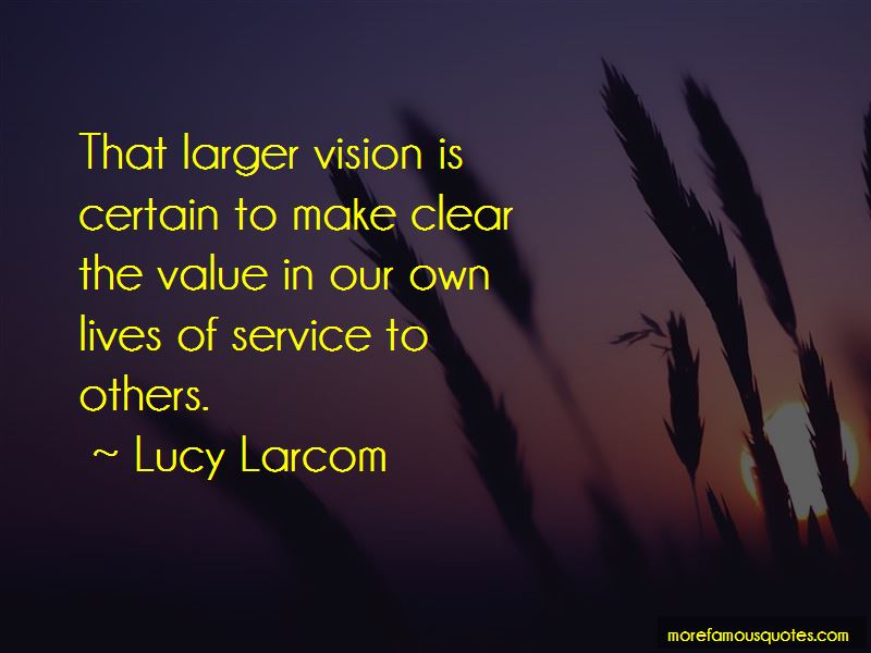 Lucy Larcom Quotes Pictures 2