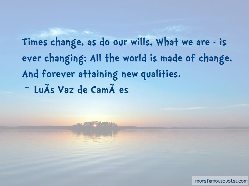 Luis Vaz De Camoes Quotes