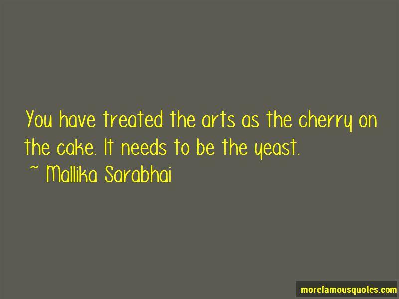 Mallika Sarabhai Quotes