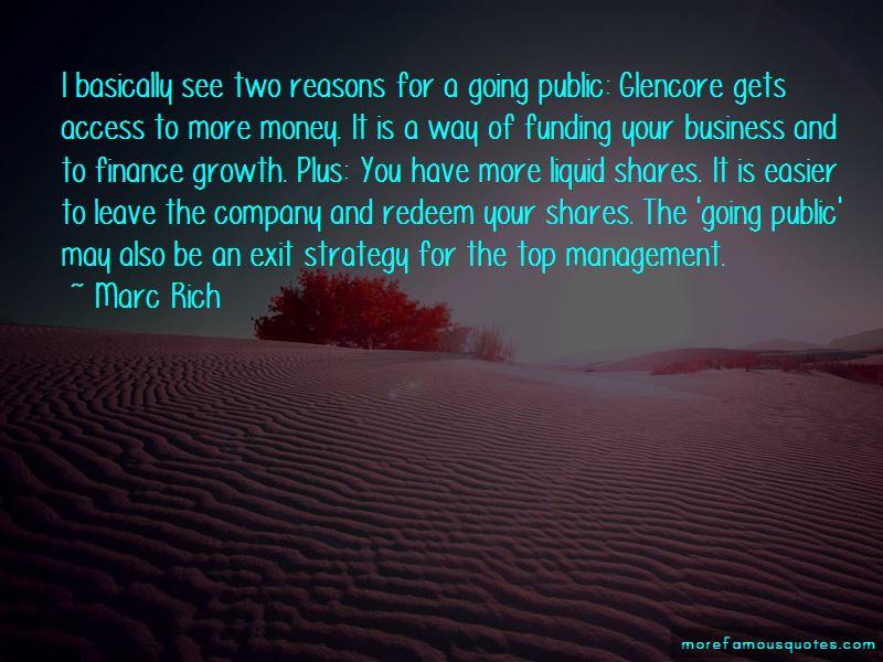 Marc Rich Quotes Pictures 2