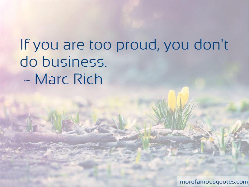Marc Rich Quotes Pictures 3