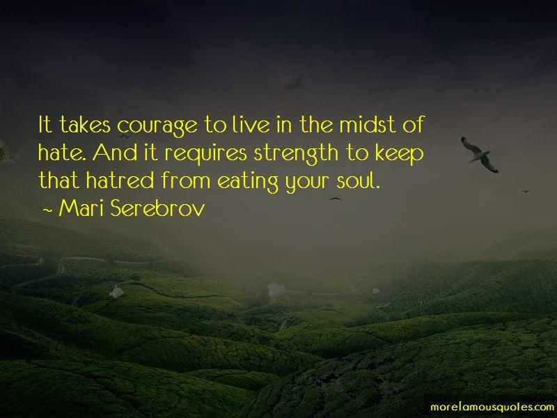 Mari Serebrov Quotes Pictures 3