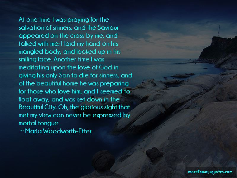 Maria Woodworth-Etter Quotes Pictures 2