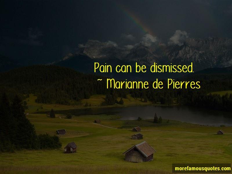 Marianne De Pierres Quotes Pictures 2