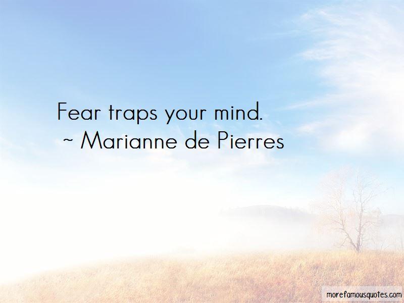 Marianne De Pierres Quotes Pictures 3