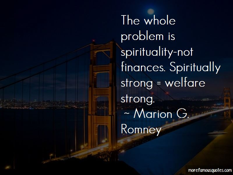 Marion G. Romney Quotes Pictures 2