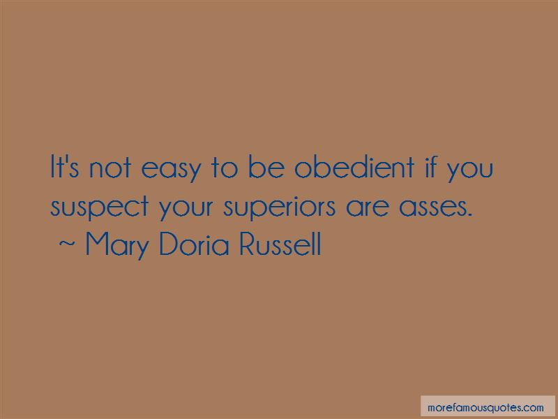 Mary Doria Russell Quotes Pictures 3