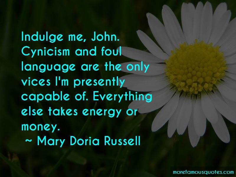 Mary Doria Russell Quotes Pictures 4