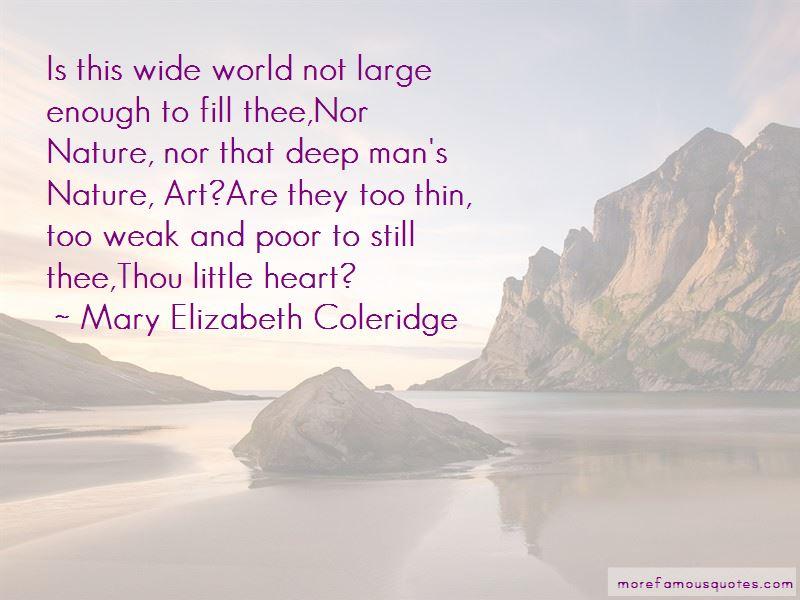 Mary Elizabeth Coleridge Quotes Pictures 2