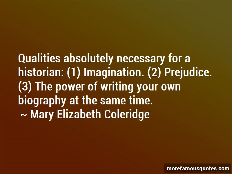 Mary Elizabeth Coleridge Quotes Pictures 3