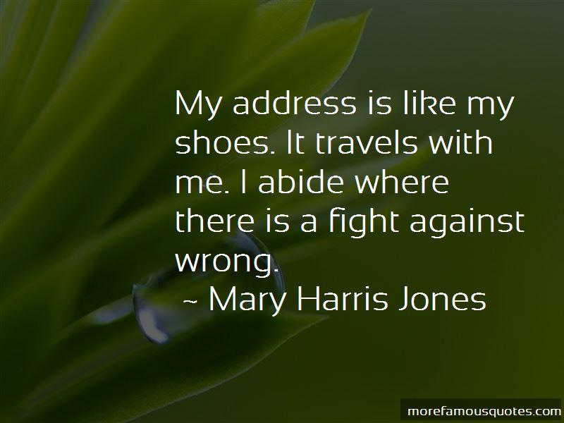 Mary Harris Jones Quotes Pictures 3