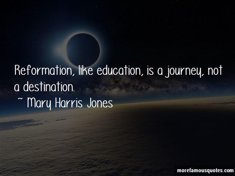 Mary Harris Jones Quotes Pictures 4
