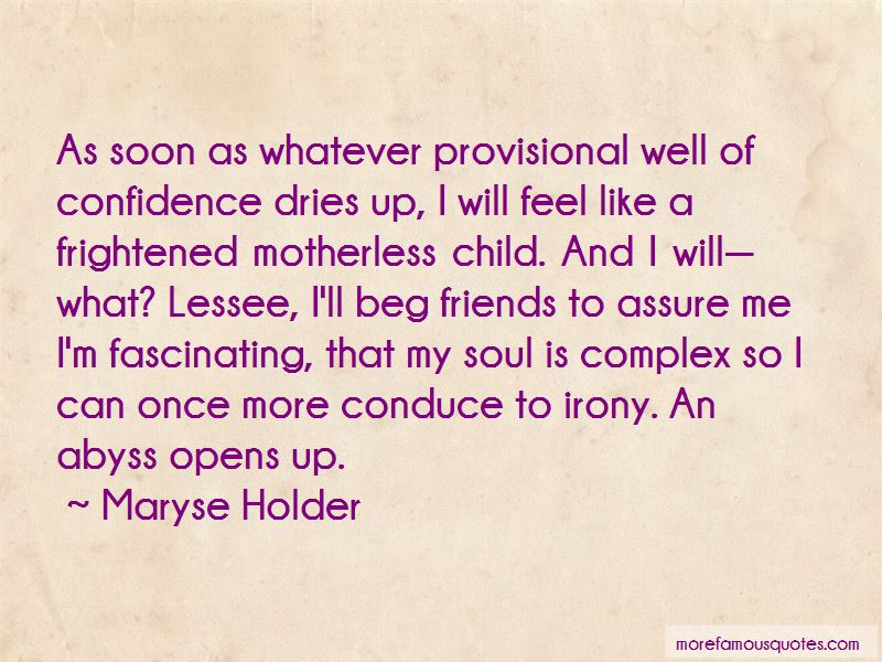 Maryse Holder Quotes Pictures 2