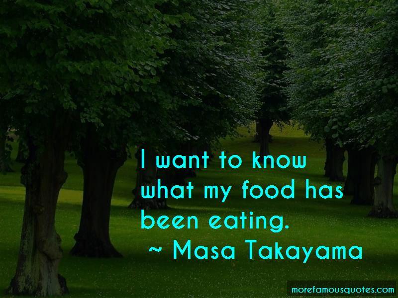 Masa Takayama Quotes Pictures 2