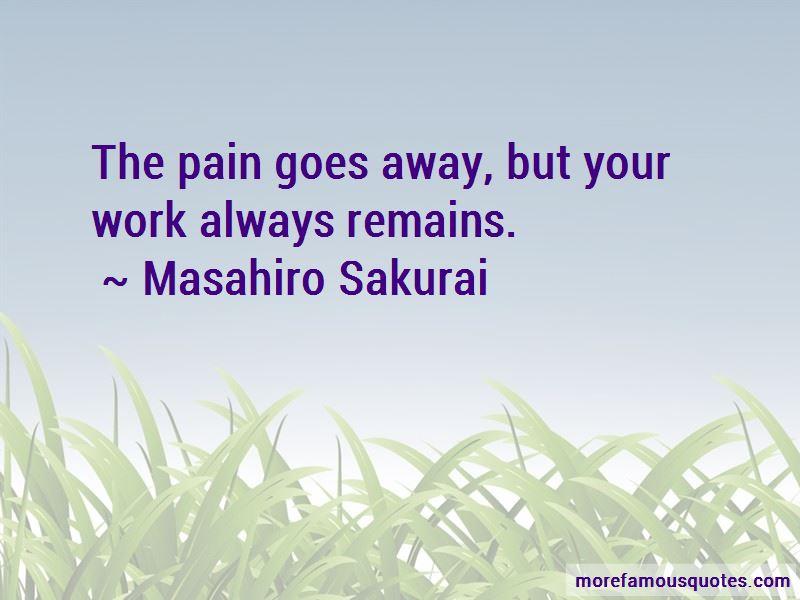 Masahiro Sakurai Quotes Pictures 2