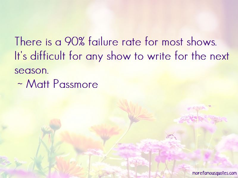 Matt Passmore Quotes Pictures 3
