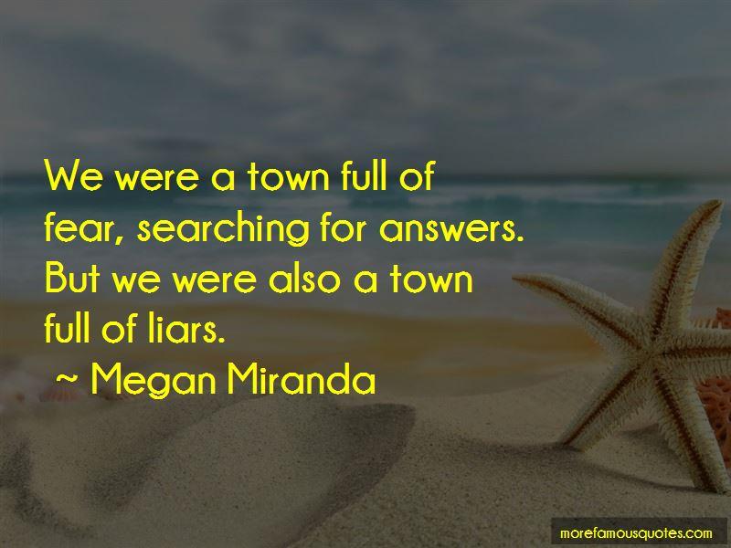 Megan Miranda Quotes Pictures 2