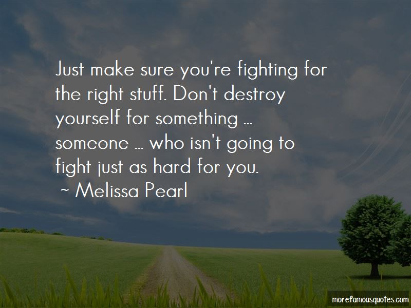 Melissa Pearl Quotes Pictures 4