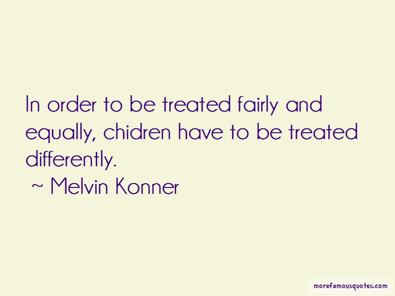 Melvin Konner Quotes
