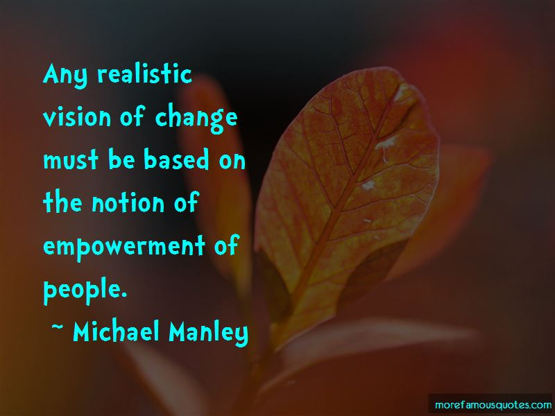 Michael Manley Quotes Pictures 3