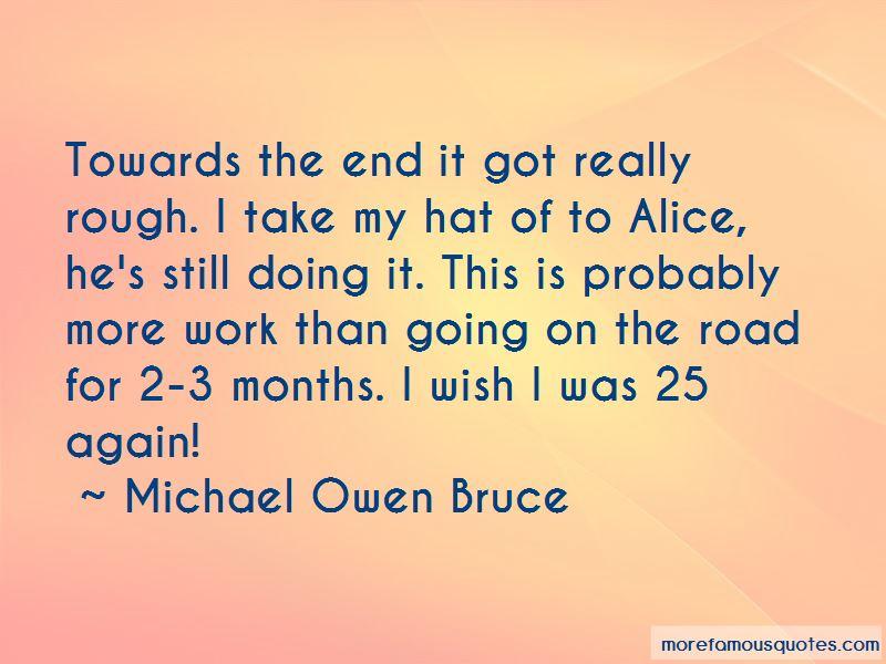 Michael Owen Bruce Quotes Pictures 2
