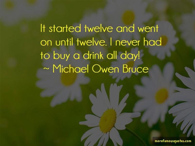 Michael Owen Bruce Quotes Pictures 3