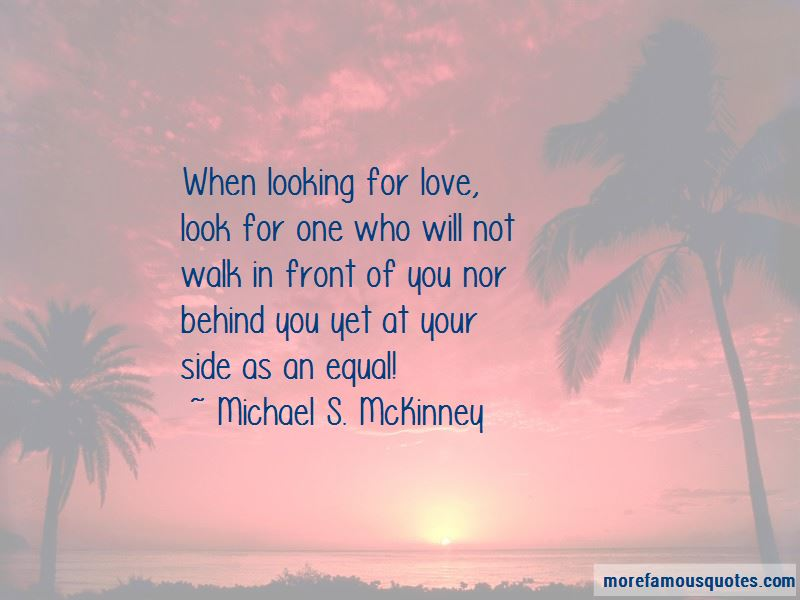 Michael S. McKinney Quotes Pictures 2