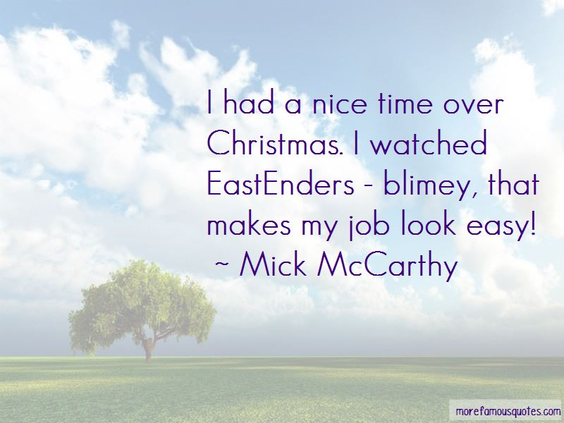 Mick McCarthy Quotes Pictures 4