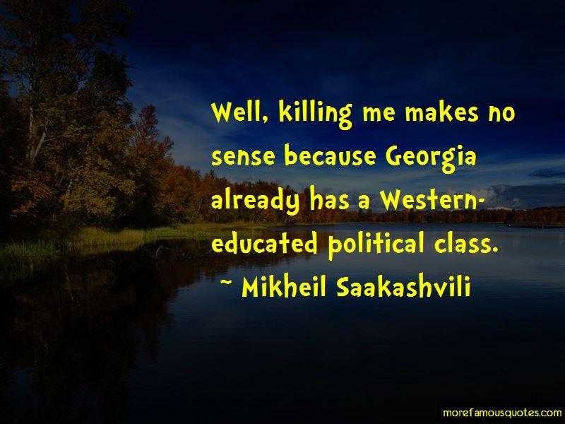 Mikheil Saakashvili Quotes Pictures 2