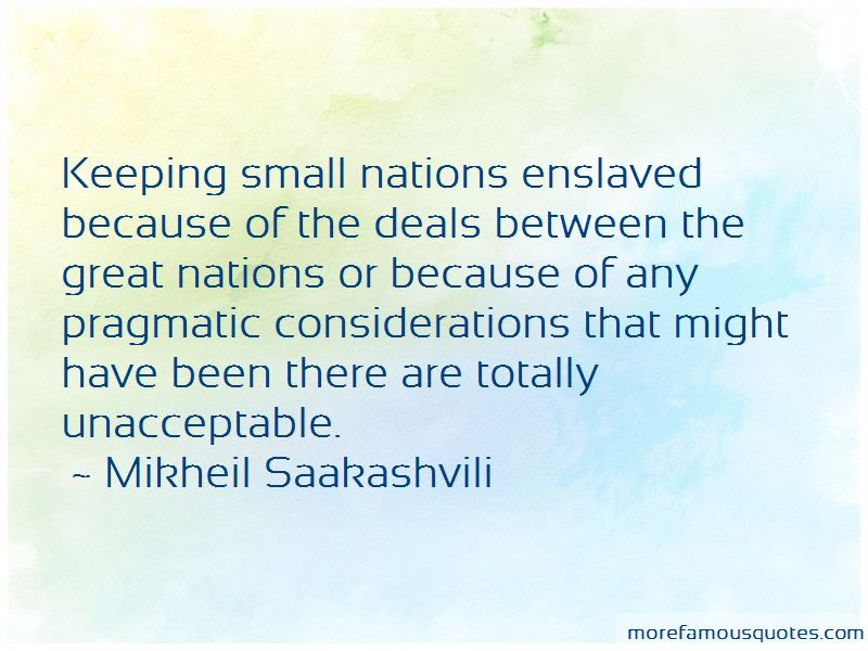 Mikheil Saakashvili Quotes Pictures 4