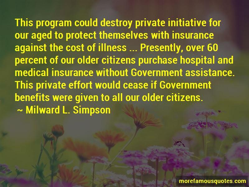 Milward L. Simpson Quotes