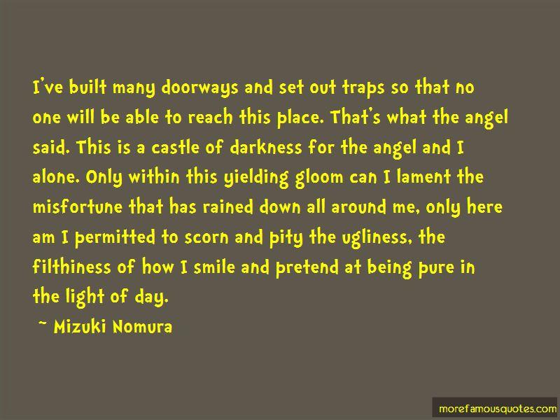 Mizuki Nomura Quotes