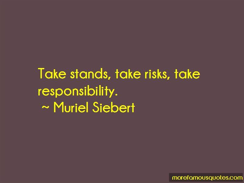Muriel Siebert Quotes Pictures 2