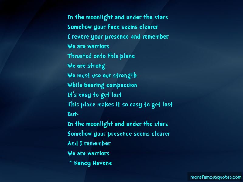 Nancy Navene Quotes Pictures 2