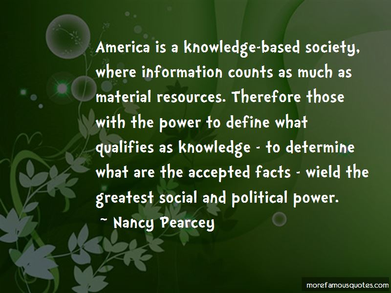 Nancy Pearcey Quotes Pictures 2
