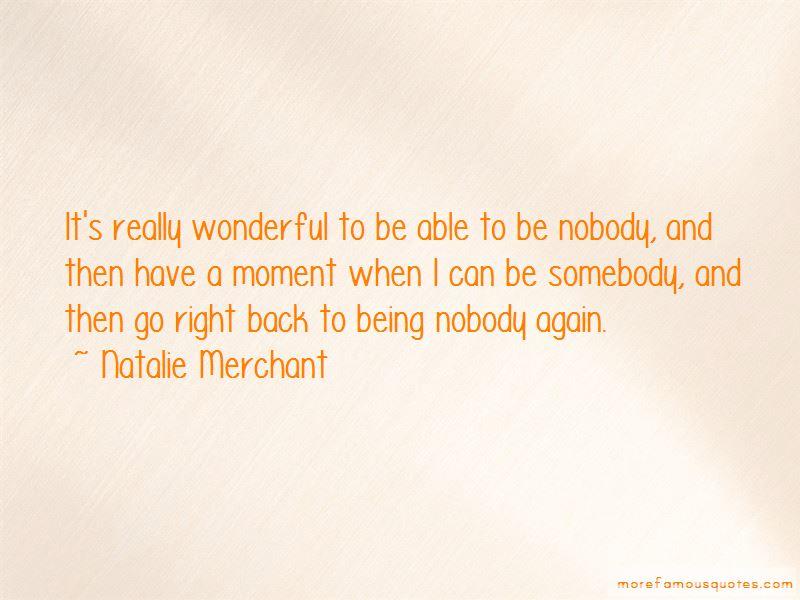 Natalie Merchant Quotes Pictures 2