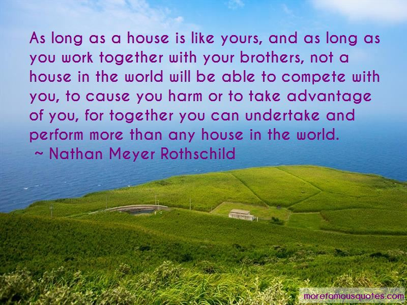 Nathan Meyer Rothschild Quotes