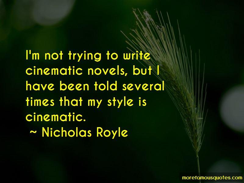 Nicholas Royle Quotes Pictures 2