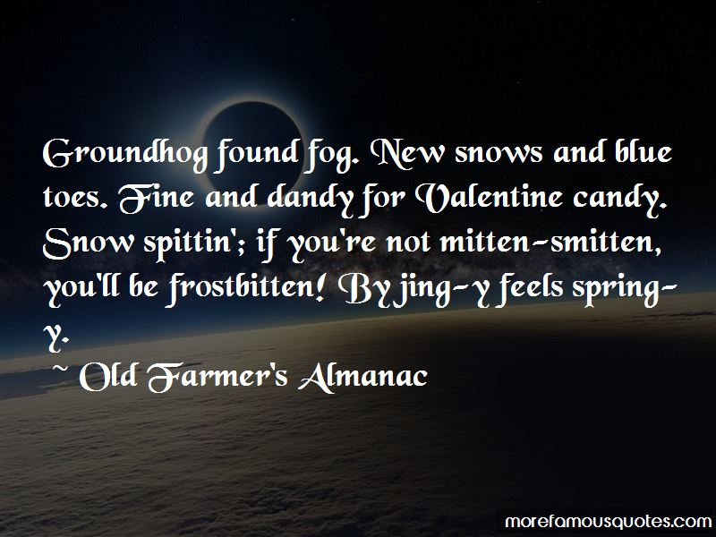 Old Farmer's Almanac Quotes Pictures 2