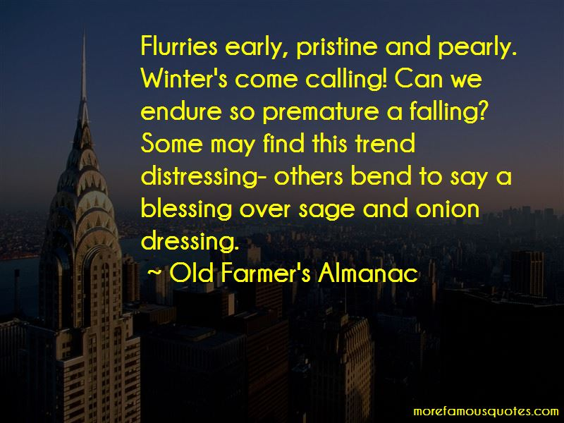Old Farmer's Almanac Quotes Pictures 3