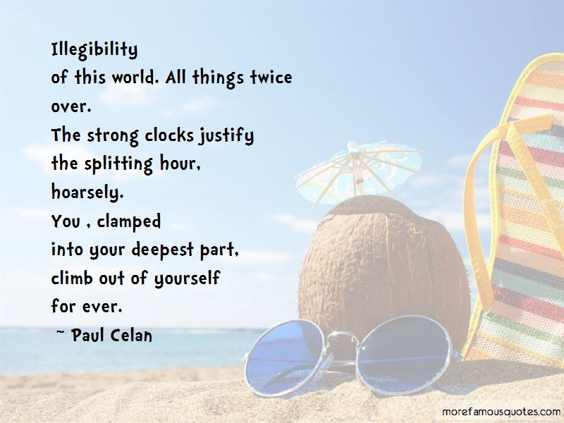 Paul Celan Quotes Pictures 4