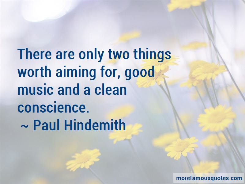 Paul Hindemith Quotes Pictures 4