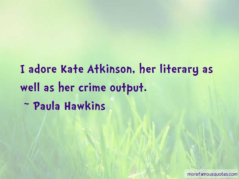 Paula Hawkins Quotes Pictures 3