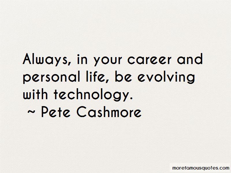 Pete Cashmore Quotes Pictures 2