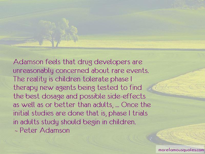 Peter Adamson Quotes